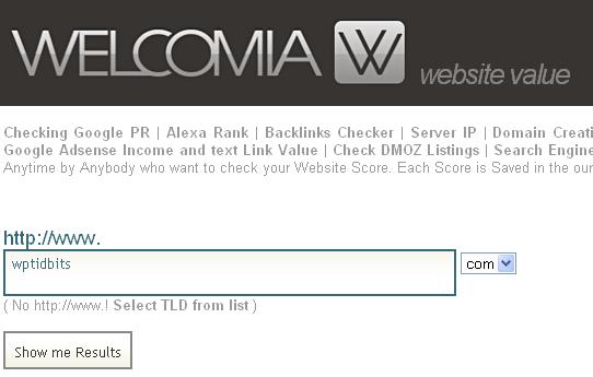 welcomia