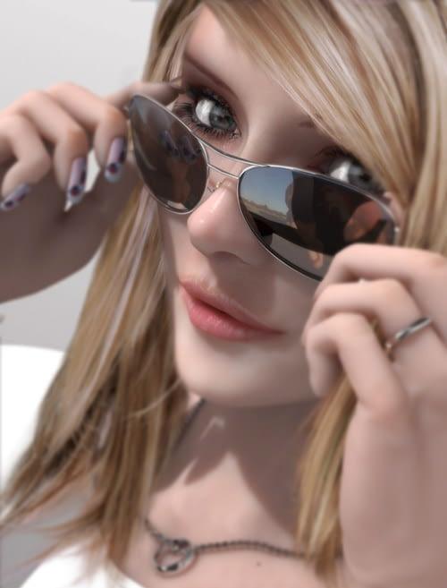 Sunglass Girl
